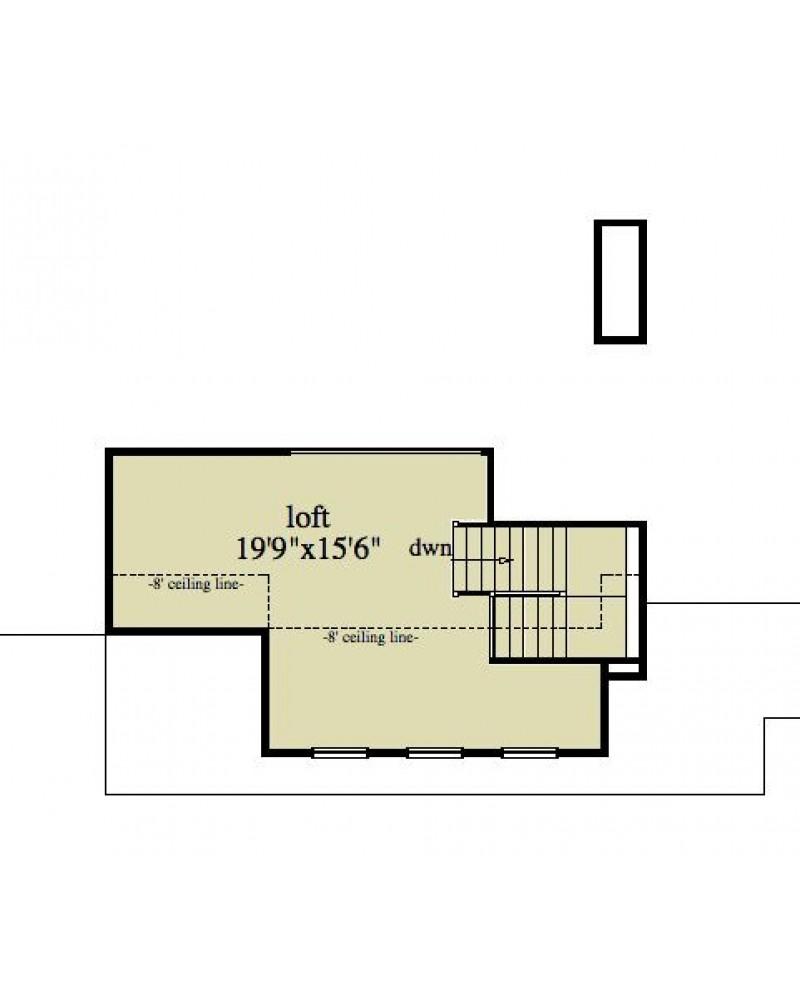 Hillside Plan With Garage Under 69131am: AmazingPlans.com House Plan #RLD-Calvin
