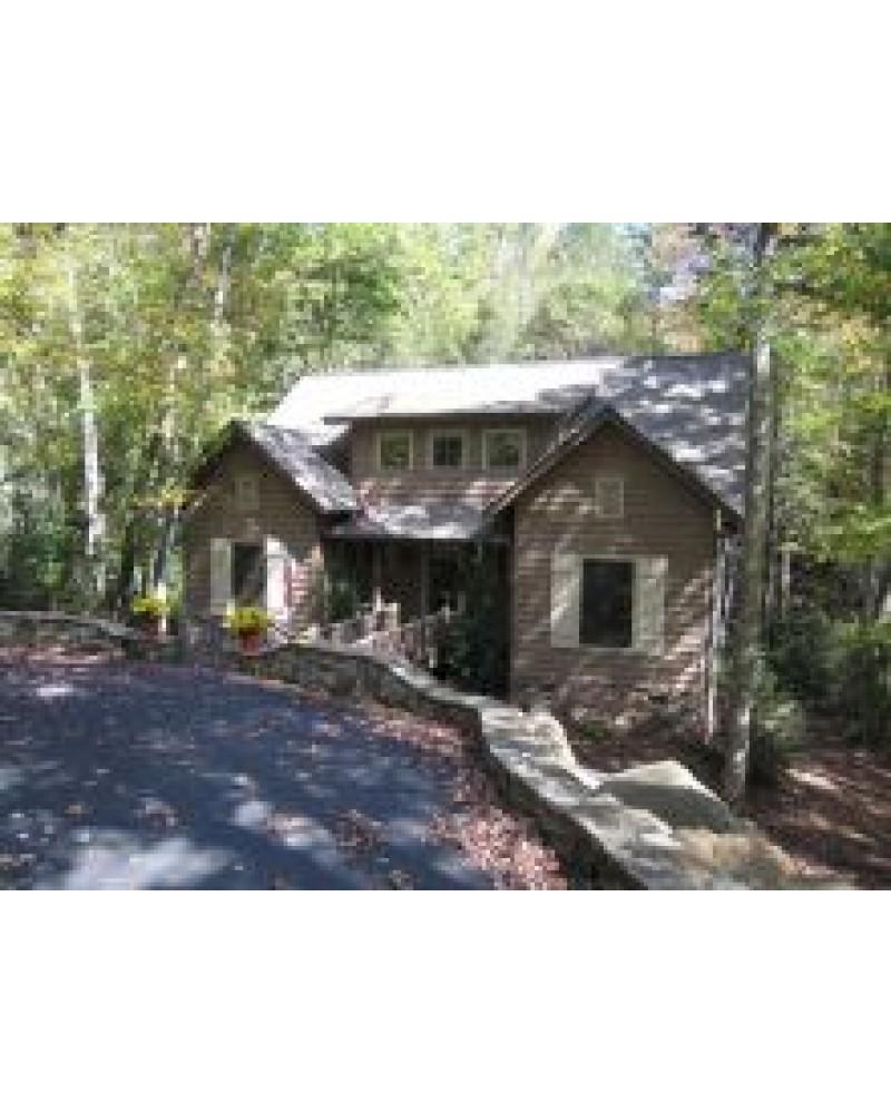 AmazingPlans.com House Plan #RLD-Cedar Forest
