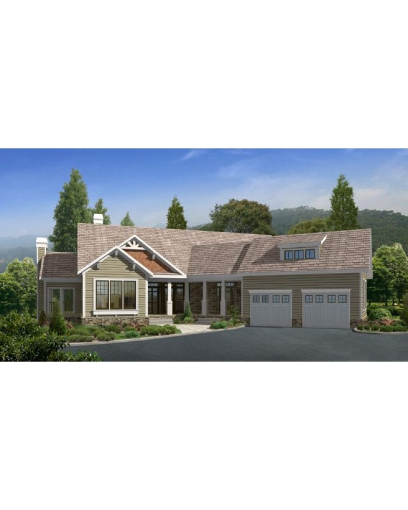 Sierra Ranch Apartments: AmazingPlans.com House Plan #RLD-Sierra Lodge