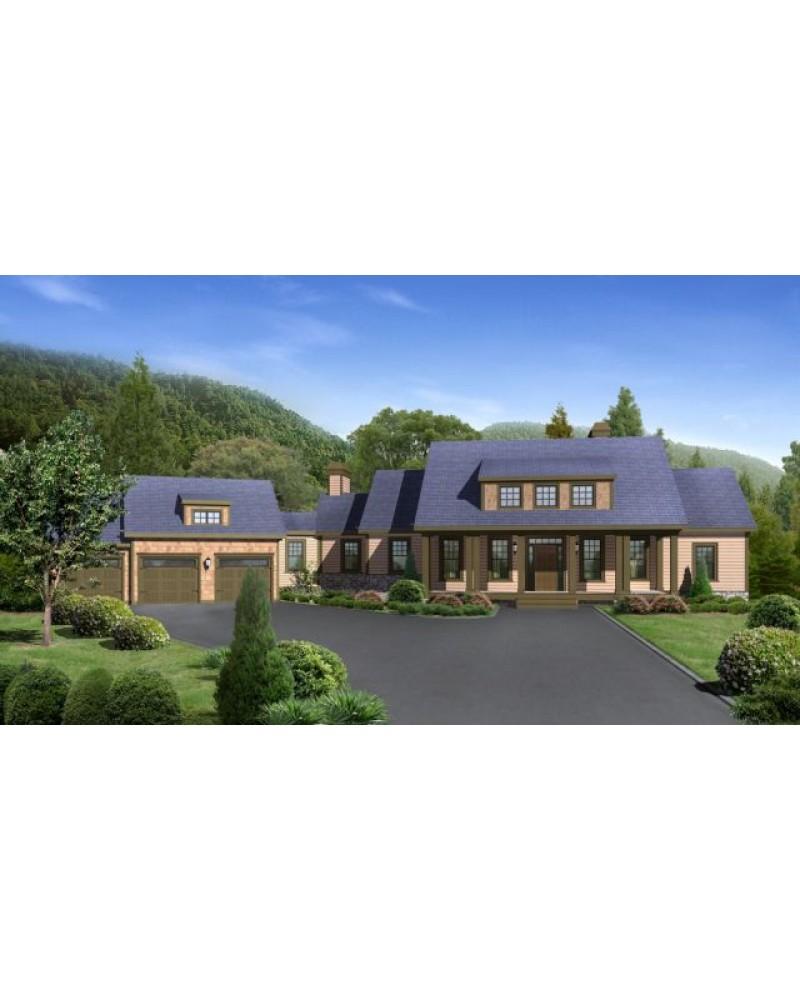 House plan rld ski jump lodge cabin for Ski lodge home plans