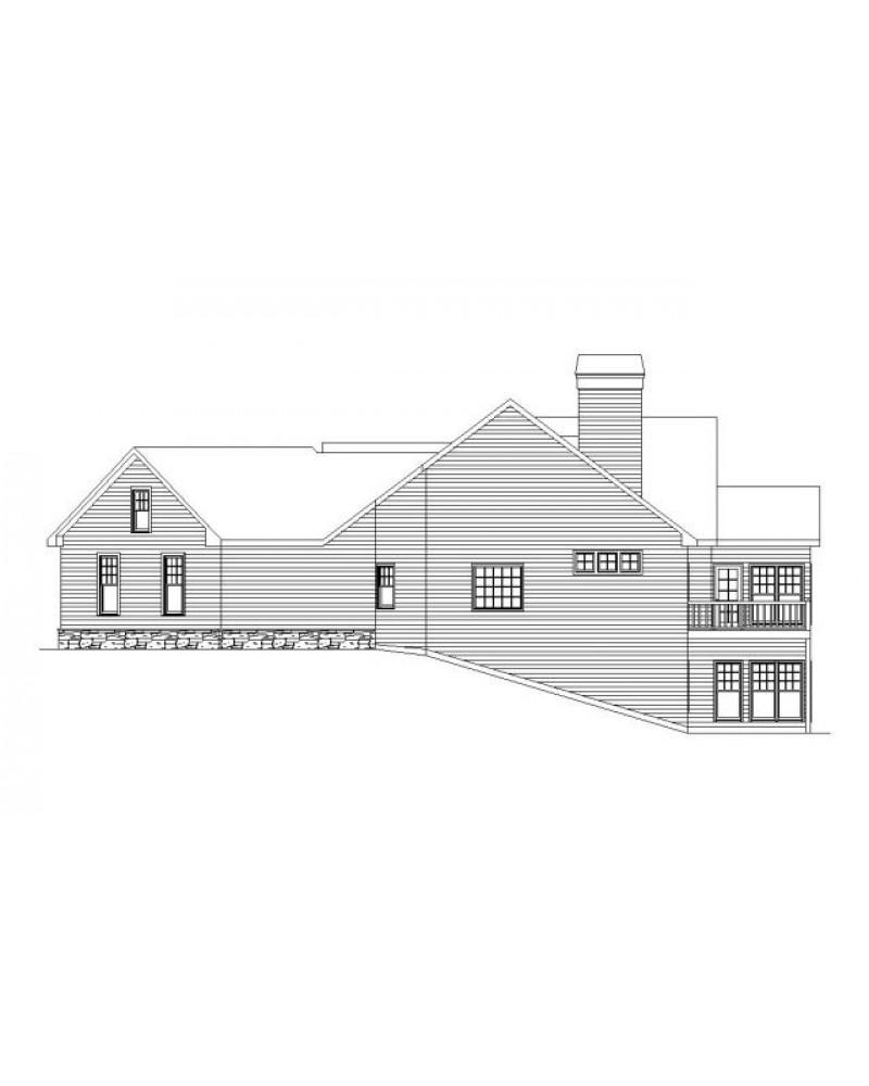 House Plan Rld Sonora Mountain