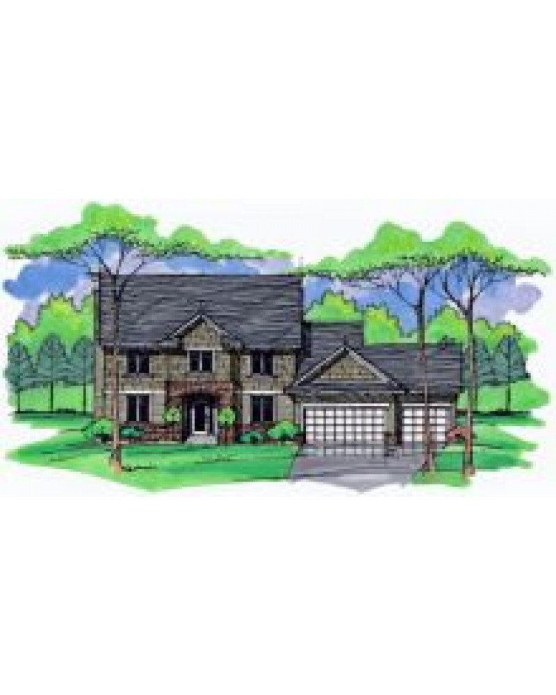House plan ro 2544 3 cape cod new for Amazing plans com