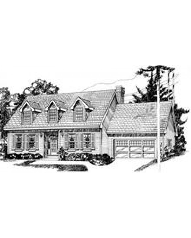 AmazingPlans.com House Plan #SHD-SEA060