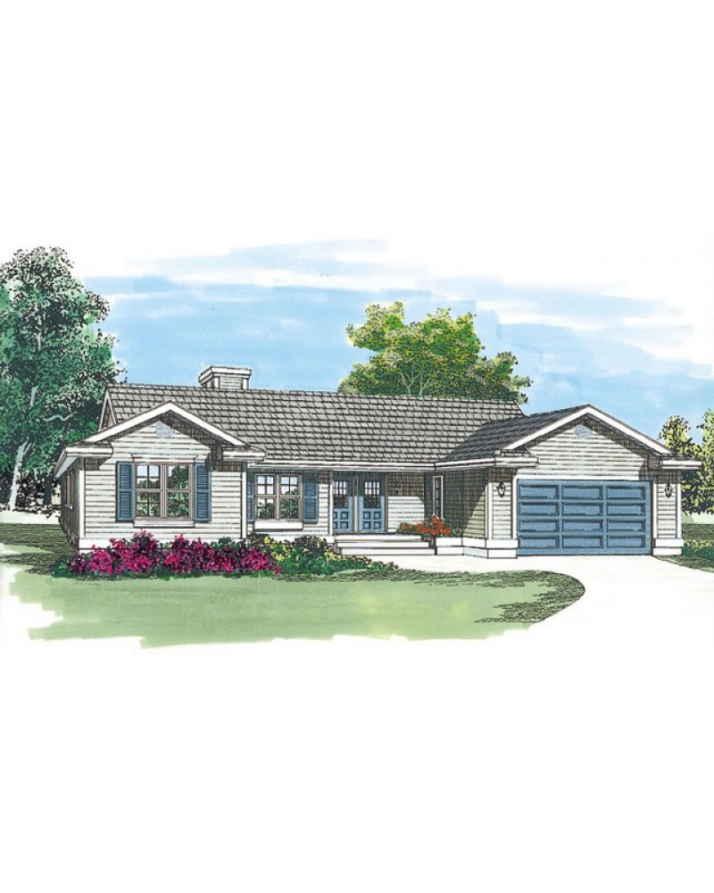 AmazingPlans.com House Plan #SHD-SEA117