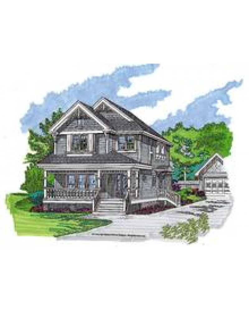 AmazingPlans.com House Plan #SHD-SEA264
