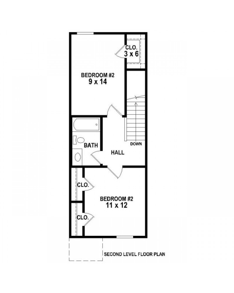 House Plan Sul 0467 533 24 T Nwd