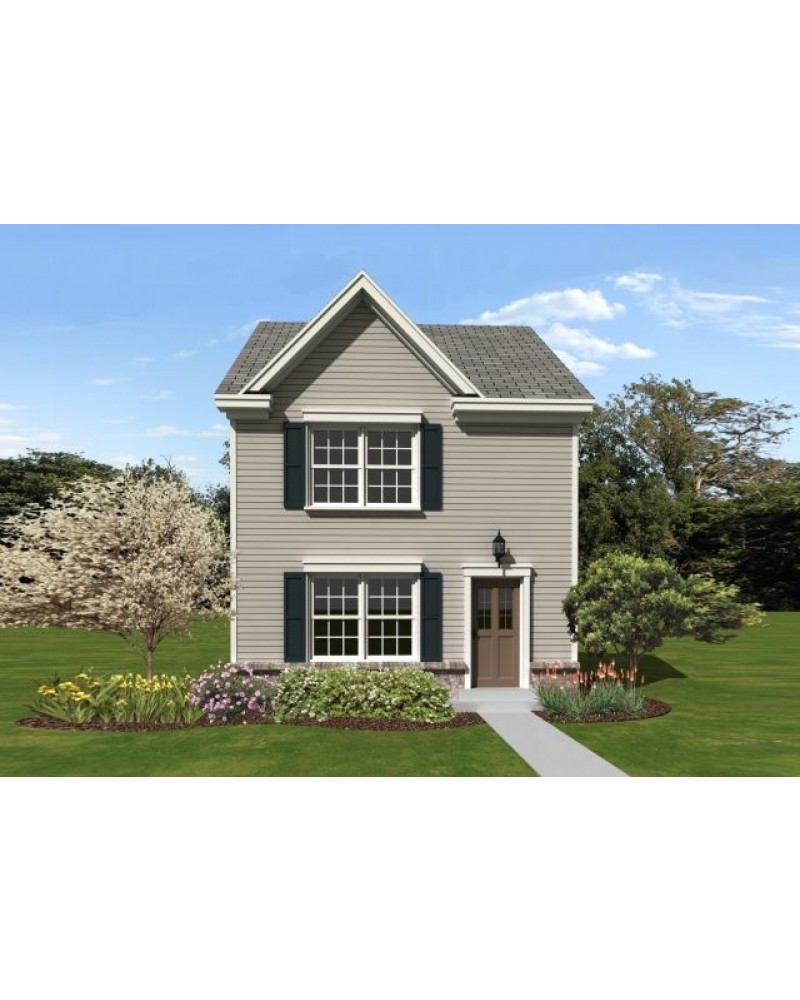 House Plan Sul 0567 537 27 W Colonial