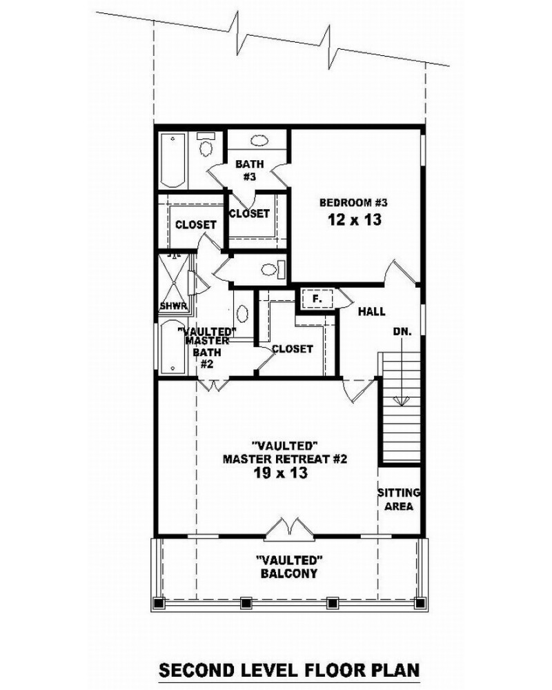 House Plan Sul 1124 770 754 Iv Beach