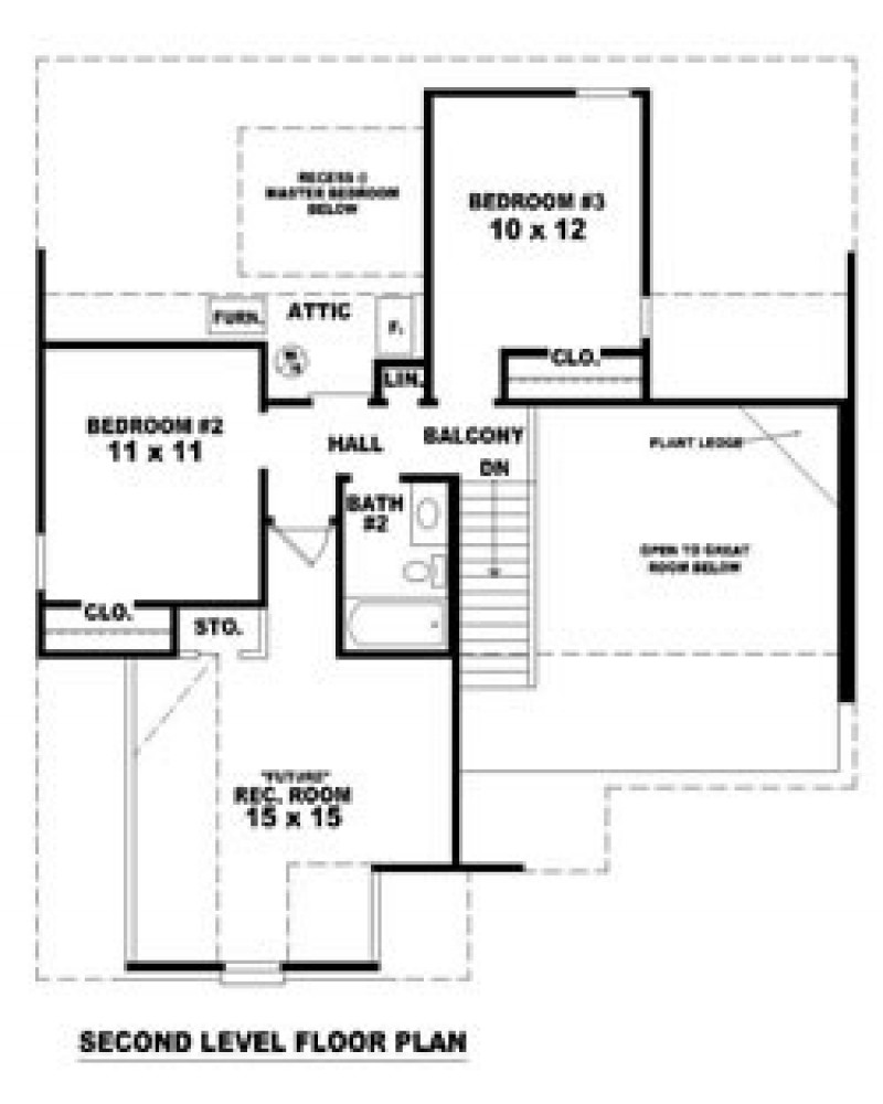 House plan sul 1129 429 754 ft for 429 plan