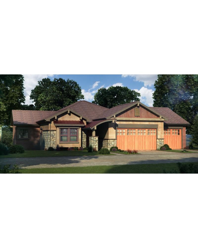 AmazingPlans.com House Plan #REN2170-Torrey's Peak