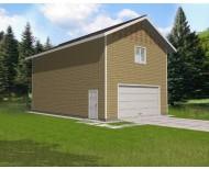 GHD4039 Garage & Loft