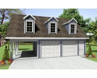 HPG-0000-0728 Carport Garage & Storage