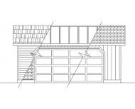 LG-2224 Garage