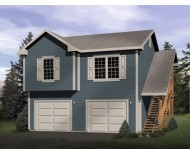 RDS2401 Garage Apartment