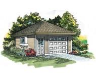 SHD-SGA002 Garage