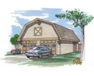 SHD-SGA007 Garage & Loft