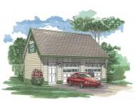 SHD-SGA011 Garage & Loft