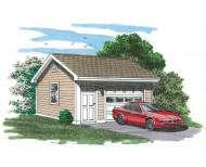 SHD-SGA012 Garage