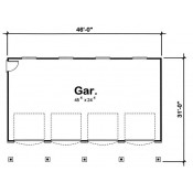 AHP 29166 Garage