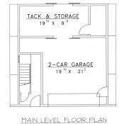 GHD4035 Garage