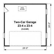 HPG-0576 Garage