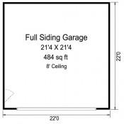 PD22x22 Garage