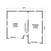 RDS2303 RV Garage & Storage