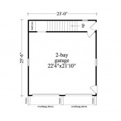 RLD-Mahaffey Garage
