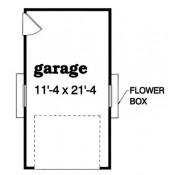 SHD-SGA001 Garage