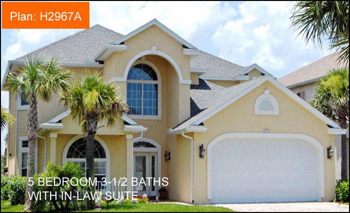 House Plan H2967A